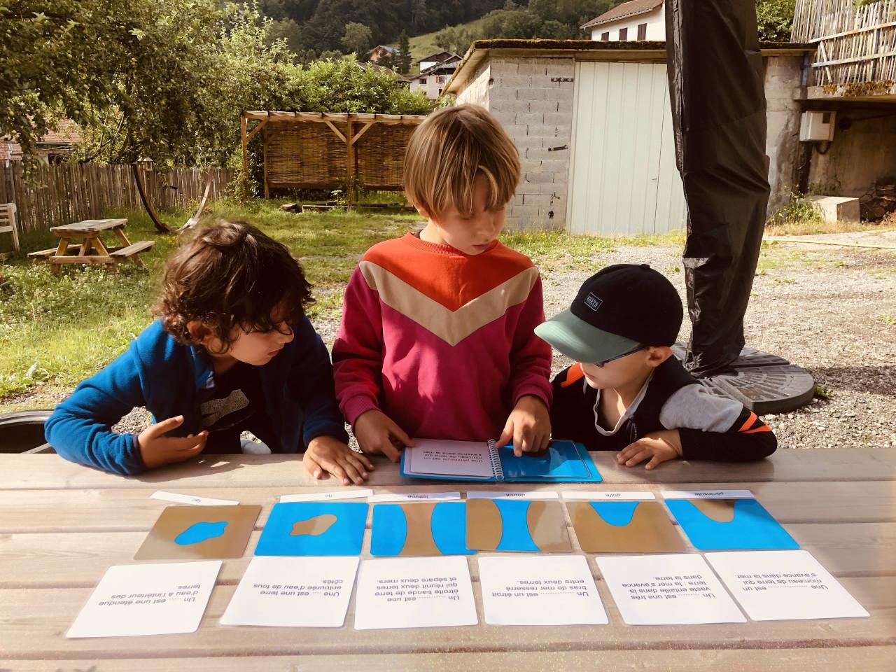 Les grands récits de Maria Montessori